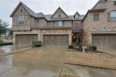 Euless Townhouse Active Option Contract: 962 Brook Forest Lane