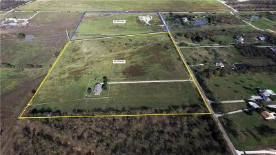Mansfield Farm & Ranch For Sale: 7000 County Road 526