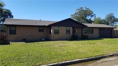 Richland Hills Single Family Home Active Option Contract: 3613 Landy Lane