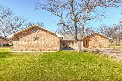 Granbury Single Family Home For Sale: 8916 Woodlawn Drive
