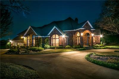 Colleyville Single Family Home Active Option Contract: 4807 Patterson Lane