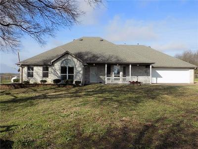 Single Family Home Active Contingent: 11725 Fm 3356