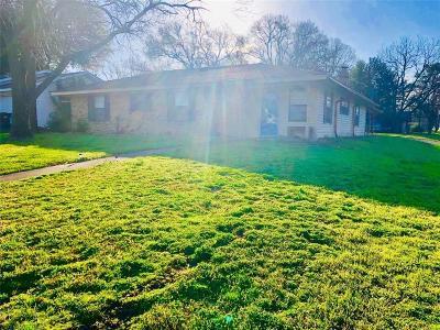 Corsicana Single Family Home For Sale: 2409 W 4th Avenue