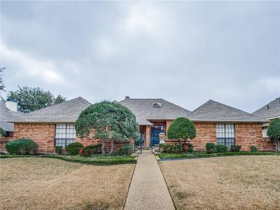 Dallas Single Family Home For Sale: 4154 Briargrove Lane