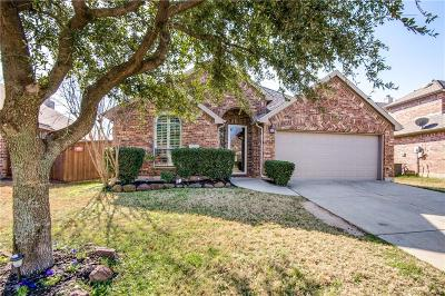 Denton County Single Family Home For Sale: 2464 Greenbrook Drive