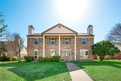 Garland Single Family Home Active Option Contract: 714 Carriagehouse Lane