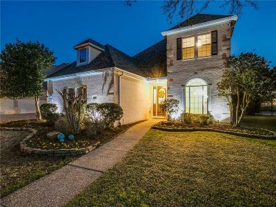 Coppell Single Family Home For Sale: 1343 Barrington Drive