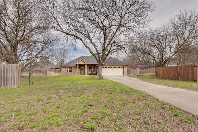 Parker County Single Family Home For Sale: 216 Underwood Road