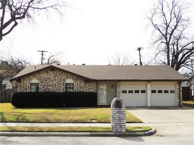 Irving Single Family Home For Sale: 1920 Ruby Road