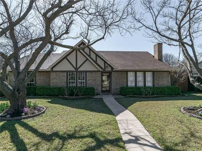 Garland Single Family Home For Sale: 5510 Hidalgo Court