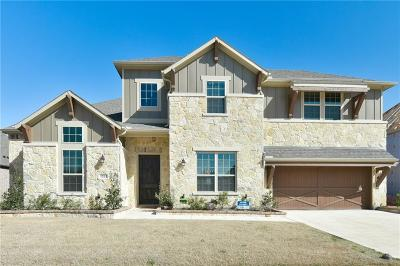 Denton County Single Family Home For Sale: 3505 Meridian Drive