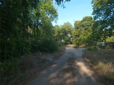 Dallas County Residential Lots & Land For Sale: 1223 Diceman Avenue