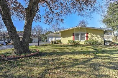 Sherman Single Family Home Active Option Contract: 524 N McKown Avenue