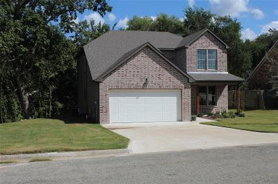 Sherman Single Family Home For Sale: 1705 Fairway Dr
