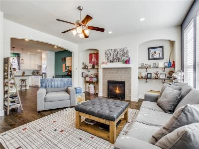 Fort Worth Townhouse For Sale: 6640 Lost Star Lane