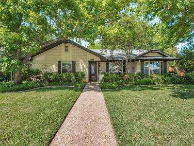 Irving Single Family Home For Sale: 705 Murl Drive