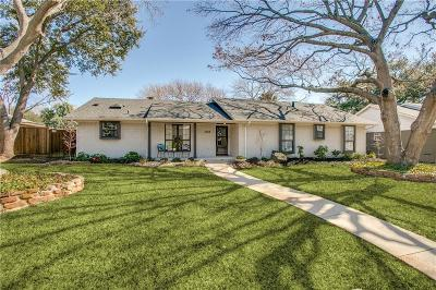 Richardson Single Family Home For Sale: 2508 Little Creek Drive