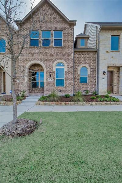 Frisco Residential Lease For Lease: 3729 Dutchess Drive