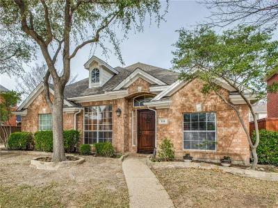 Irving Single Family Home For Sale: 114 Heatherstone Drive