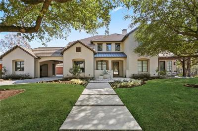 Single Family Home For Sale: 7110 Greenbrook Lane