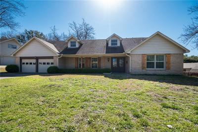 Fort Worth Single Family Home For Sale: 3817 Wosley Drive