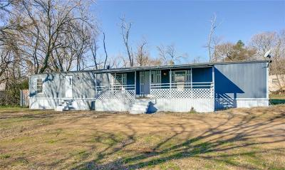 Denison Single Family Home For Sale: 1801 S Lamar Avenue