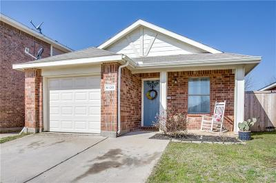 Fort Worth Single Family Home For Sale: 6136 River Cross Drive
