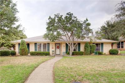 Lewisville Single Family Home For Sale: 1361 Cheyenne Road