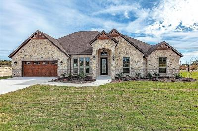 Weatherford Single Family Home For Sale: 105 Lagrange Court