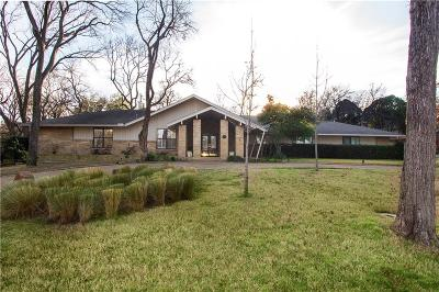 Single Family Home For Sale: 13937 Hughes Lane