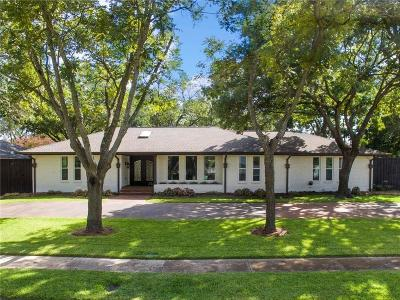 Richardson Single Family Home For Sale: 2439 Fairway Drive