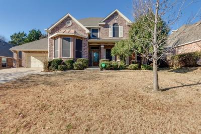 Grapevine Residential Lease For Lease: 913 Fall Creek