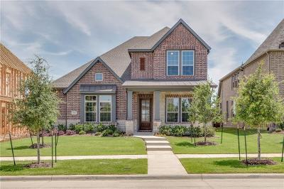 Frisco Single Family Home Active Contingent: 13830 Round Prairie Lane