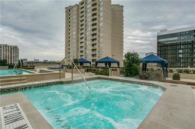 Dallas County Condo For Sale: 3225 Turtle Creek Boulevard #1243