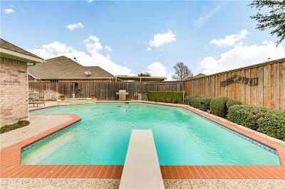 Rowlett Single Family Home For Sale: 2702 Roughleaf Lane