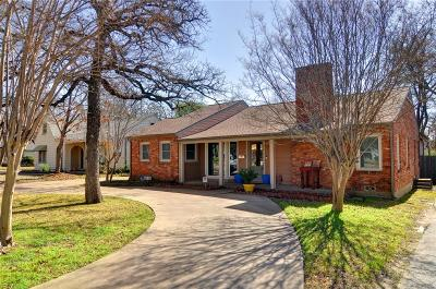Fort Worth Single Family Home For Sale: 2220 Marigold Avenue