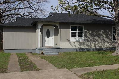 Garland Single Family Home For Sale: 409 Chandler Drive