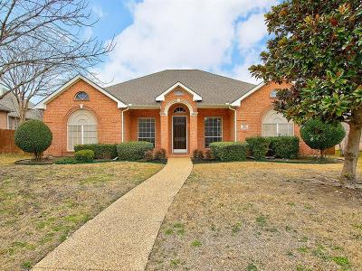 Plano Single Family Home For Sale: 1705 Chester Drive