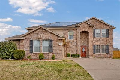 Crowley Single Family Home For Sale: 901 Keel Line Drive