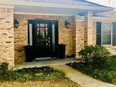 Denton County Single Family Home For Sale: 1615 Silverleaf Drive