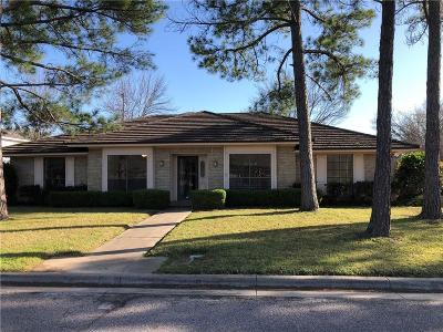 Arlington Single Family Home Active Option Contract: 4306 Three Oaks Drive