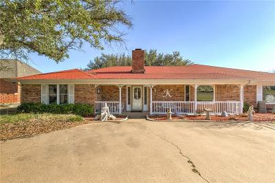 Granbury Single Family Home For Sale: 9002 Ravenswood Road
