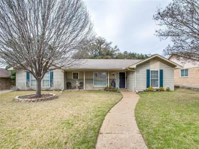 Carrollton Single Family Home For Sale: 2707 N Surrey Drive