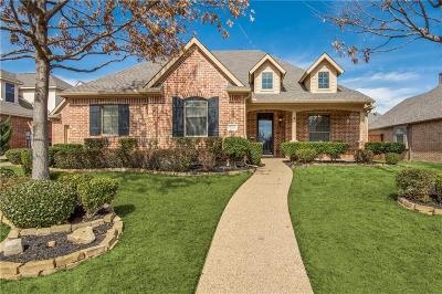 Prosper Single Family Home For Sale: 1321 Millers Creek Drive