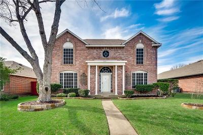 Garland Single Family Home For Sale: 2845 Kingswood Drive