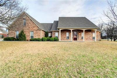Parker County Single Family Home For Sale: 3500 Foot Hills Drive
