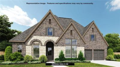 Prosper Single Family Home For Sale: 4240 Porosa Lane