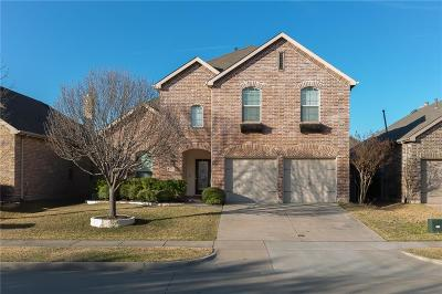 McKinney Single Family Home For Sale: 10516 Sexton Drive