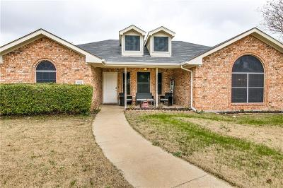 Sachse Single Family Home For Sale: 4815 Rustic Ridge Court