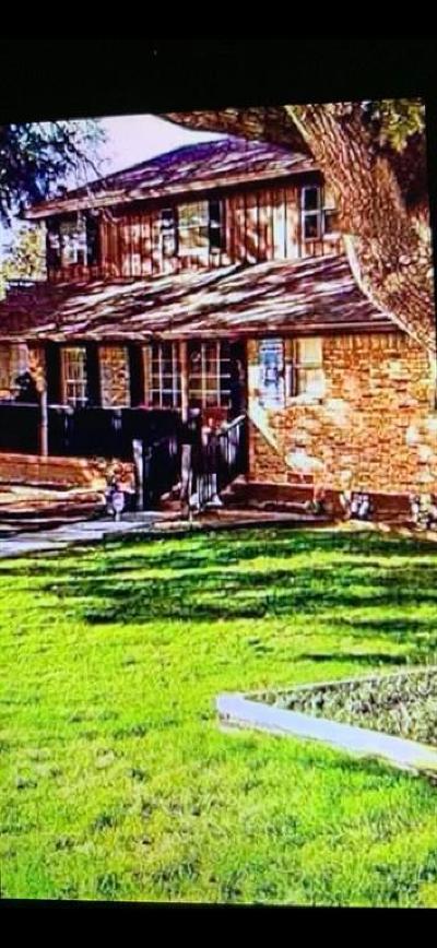 Single Family Home For Sale: 9743 Dartridge Drive